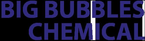 BIG BUBBLES CHEMICAL LAB Логотип